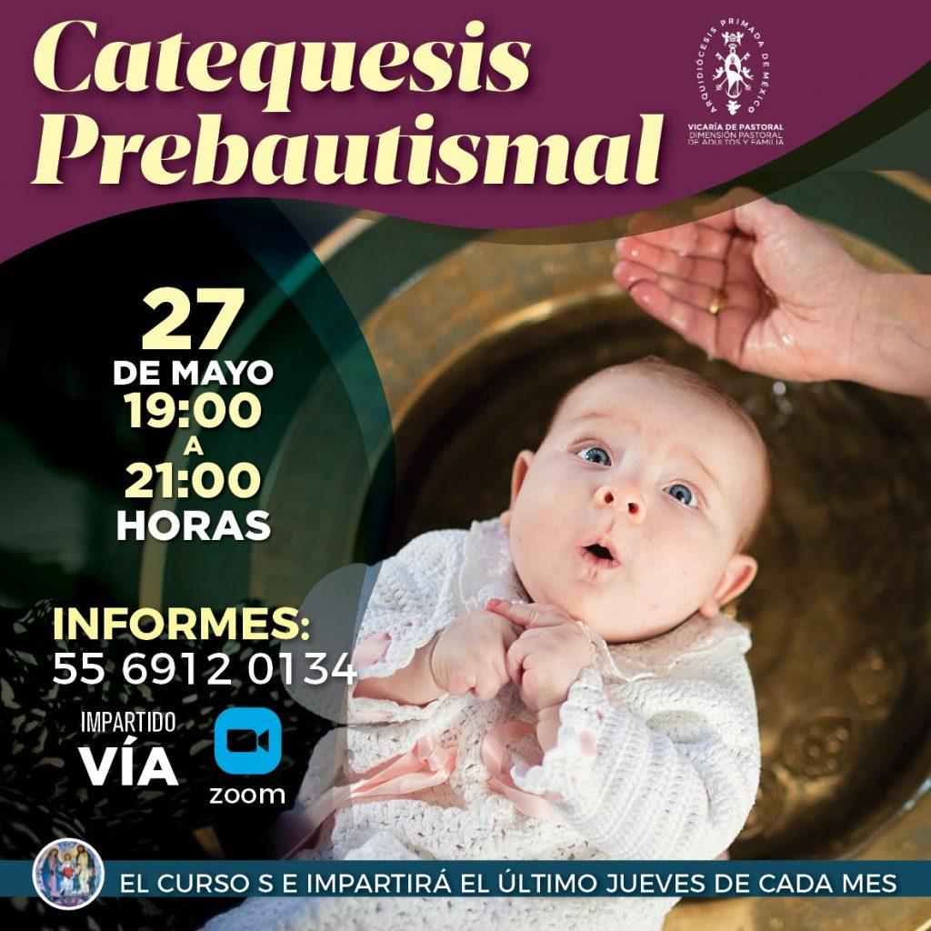 Catequesis Prebautismal Mayo 2021 v2