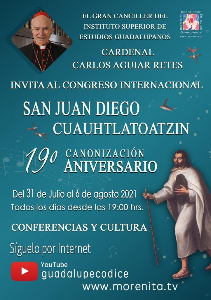 Congreso Internacional San Juan Diego