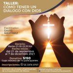 210921 Taller Teniendo un Diálogo con Dios